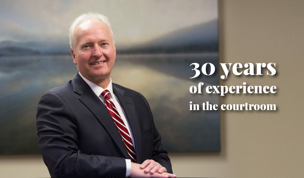Malzahn Law: 30 Years of Experience in the Courtroom