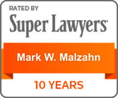 Super Lawyers Mark Malzahn